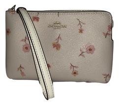 Coach Floral Wrislet - $45.00