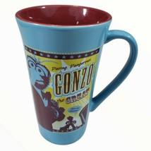 Disney Coffee Mug Daring Dangerous Gonzo the Great Disney Store Tea The Muppets - $45.53