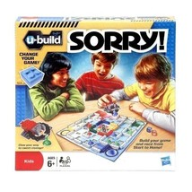 U-Build Sorry by Hasbro The Game of Revenge Claw your Way To Sweet Revenge - $14.88