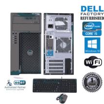 Dell Precision T1650 Computer i5 2500 3.30ghz 8gb 1TB SSD Windows 10 PRO 64 Wifi - $433.22