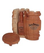 Jack Daniel's Whiskey Barrel Puzzle Gift Set, Jack Daniel's Tennessee Wh... - $39.59