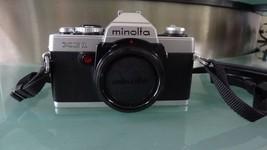 Vintage Minolta XG1 Camera - Film Camera Body - Lens Cap - Strap - $84.14