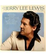Best of Jerry Lee Lewis V.2 Mercury Records LP Sweet Georgia Brown Rocka... - $13.54