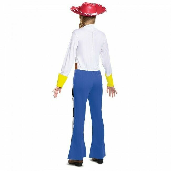 Disguise Disney Toy Story Jessie Cowgirl Adulte Femmes Déguisement Halloween image 2
