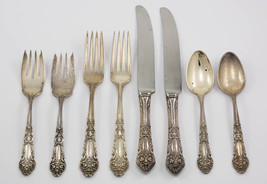 French Renaissance by Reed and Barton Flatware Set for 2 with Regular Knife - $310.00