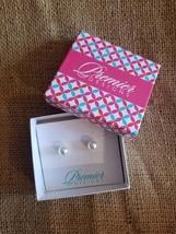 Premier Designs Button Up Earrings (Item #3021) - $14.00