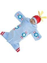 Bennett the Bomber Plane Baby Costume - $40.58