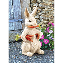 Carotene the Bunny Rabbit Garden Statue - $47.70