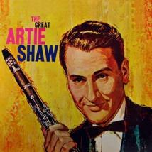 Great Artie Shaw by Artie Shaw (1992-03-30) [Audio CD] - $12.00