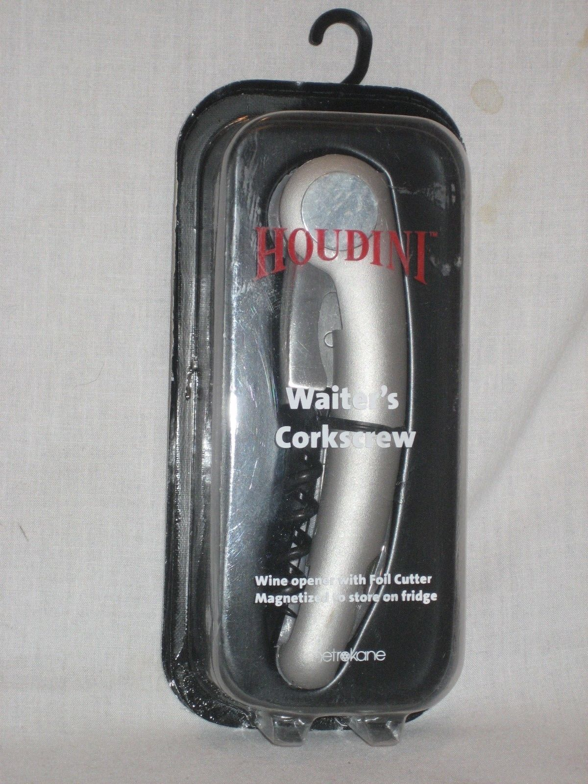Houdini Waiters Magnetic Corkscrew And 50 Similar Items