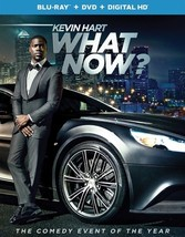 Kevin Hart-What Now (Blu Ray/DVD W/Digital Hd)