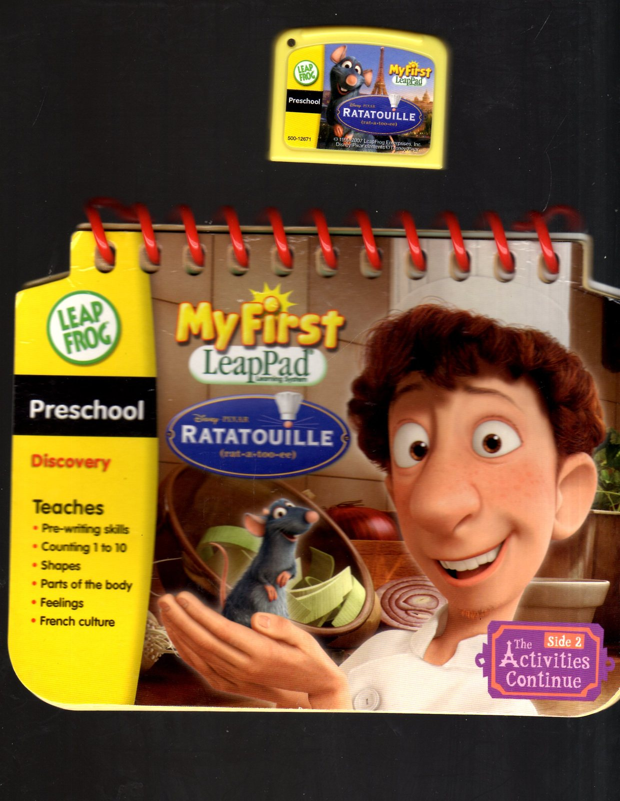 Leap Frog - My First LeapPad - Ratatouille
