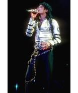 Michael Jackson Live Reproduction 24 x 36 Poster - Concert Music Gift Idea - $50.00