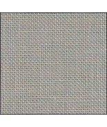 Pearl Gray 36ct Edinburgh Linen 36x27 1/2yd cut Zweigart cross stitch fa... - $34.20