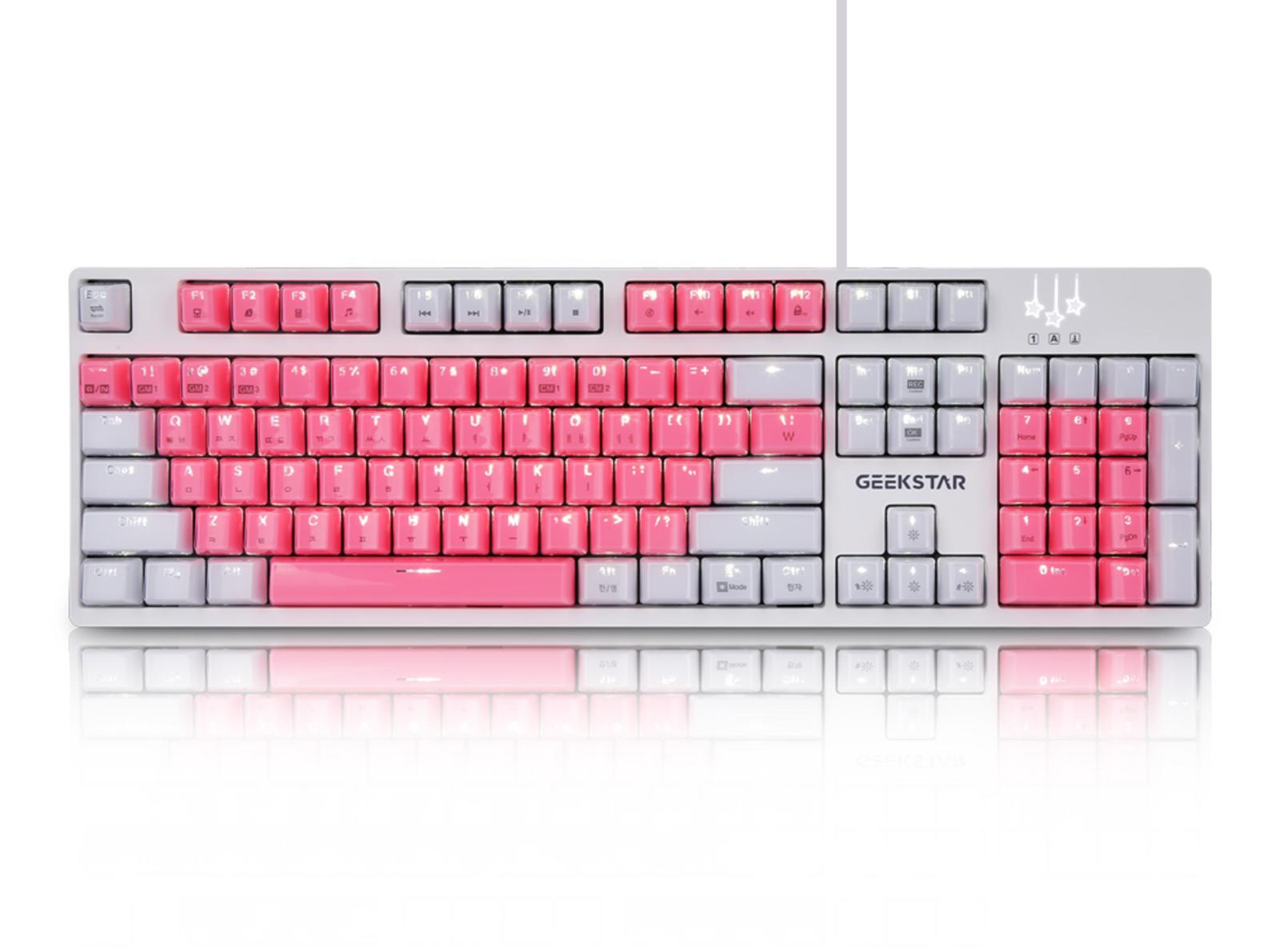 Geekstar gk801 keyboard 01