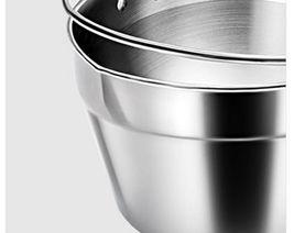 KichenArt Stainless Steel Induction Jam Pot Bucket Multipot Basket 9L (No Lid) image 8