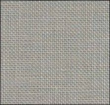 Pearl Gray 36ct Edinburgh Linen 18x27 1/4yd cut Zweigart cross stitch fa... - $17.10