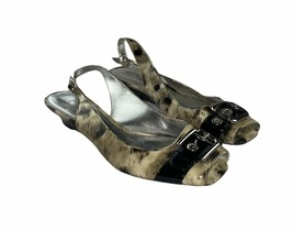 Jessica Simpson JS-Tozi Open Toe Size 10 B Sandals - $16.93