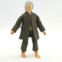 LOTR There And Back Again Exclusive Old Man Bilbo Baggins Hobbit NLP Mar... - $16.66