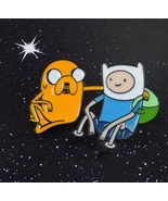 New Jake And Fin from Adventure Time Best Friends Pin Rave Steampunk Jew... - $10.99