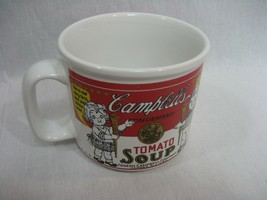 Campbell's Tomato Soup Coffee Tea Mug Westwood 1999 Advertising Collectible - $13.98