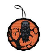 Spooky Owl Kit halloween cross stitch kit Colonial Needle  - $16.20