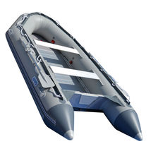 BRIS 14.1ft Inflatable Boat Rescue & Dive Inflatable Power Boat Raft image 5