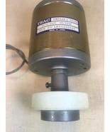 """Tascam 32-2 Teac X-10R X-20R Reel Motor EM1448 / 50190 6mm Or 1/4"""" Axle - $65.55"""