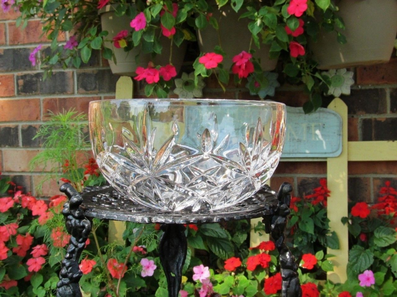 cb1c176ff2c7 Tiffany   Co Sybil Crystal Bowl ~ Cut and similar items
