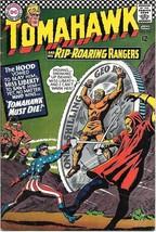 Tomahawk Comic Book #110 DC Comics 1967 FINE+ - $19.27