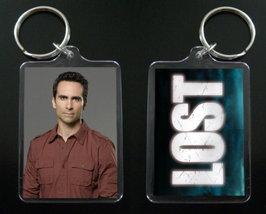 LOST keychain / keyring RICHARD ALPERT Nestor Carbonell  - $7.99