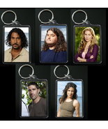 LOST keychain party pack PICK ANY 5 KEYCHAINS - $25.00