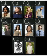LOST keychain party pack PICK ANY 10 KEYCHAINS - $40.00