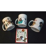Artlist Collection LOT THE DOG Frame PLUS 3 Mugs 4 Puppy Noses 2005 2007... - $32.17
