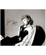 LUCILLE BALL  Authentic  Original  SIGNED AUTOGRAPHED PHOTO w/ COA - $185.00