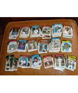Lot of 129 TOPPS Baseball cards 1986 Ryan, Clemens, Buckner, Seaver, Fis... - $3.99