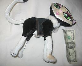 "2004 Bratz Catz 8 "" Jolie Petz Flessibile E Modellabile Peluche Gatto An... - $11.04"