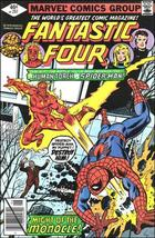 Marvel FANTASTIC FOUR (1961 Series) #207 VG - $1.49