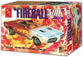 AMT George Barris Fireball 500 Commemorative 1/25 Scale Model Kit #1068 - $33.66