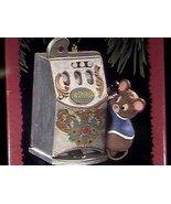 QX5911 Jackpot Jingle Slot Machine 1996 Hallmark Keepsake Ornament - $7.85