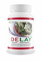 Delay Pills - Last Longer in Bed - Made in New Zealand - $39.95