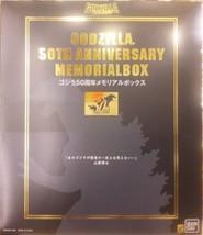 Godzilla 50th Anniversary Memorial Box Bandai Toho Mechagodzilla King Gh... - $1,979.99