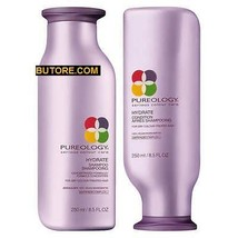 PUREOLOGY Hydrate Shampoo and Conditioner Set for Dry Hair 250 ml/ 8.5 fl. oz - $84.20