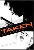 DVD - Taken (Single-Disc Extended Edition) DVD  - $7.08
