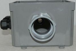 SJE Rhombus Junction Box 1008549 Connectors Included 1.5 HUB RCC8 image 7