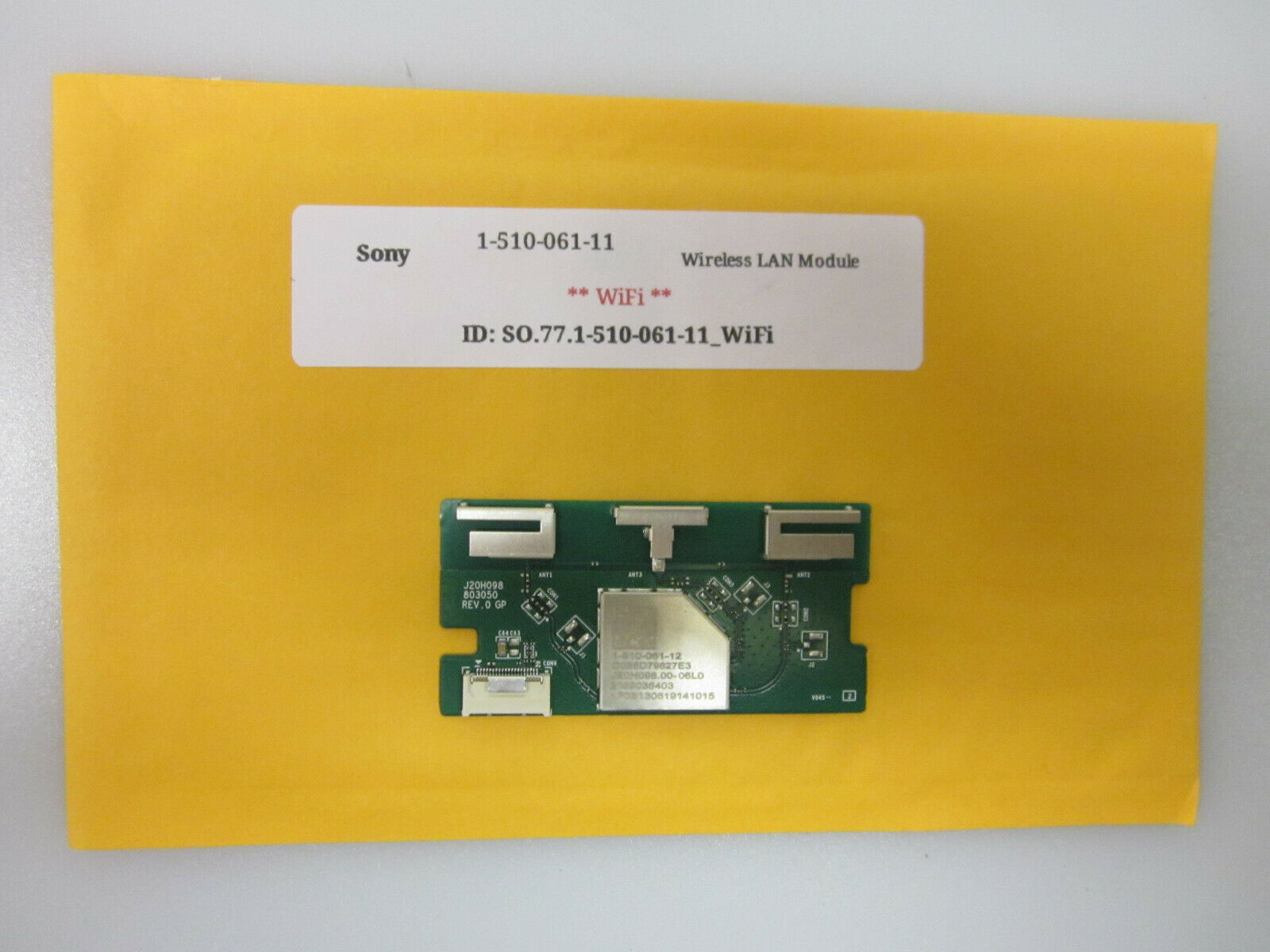 Primary image for Sony 1-510-061-11 Wireless LAN Module - Compatiable with numerous Models
