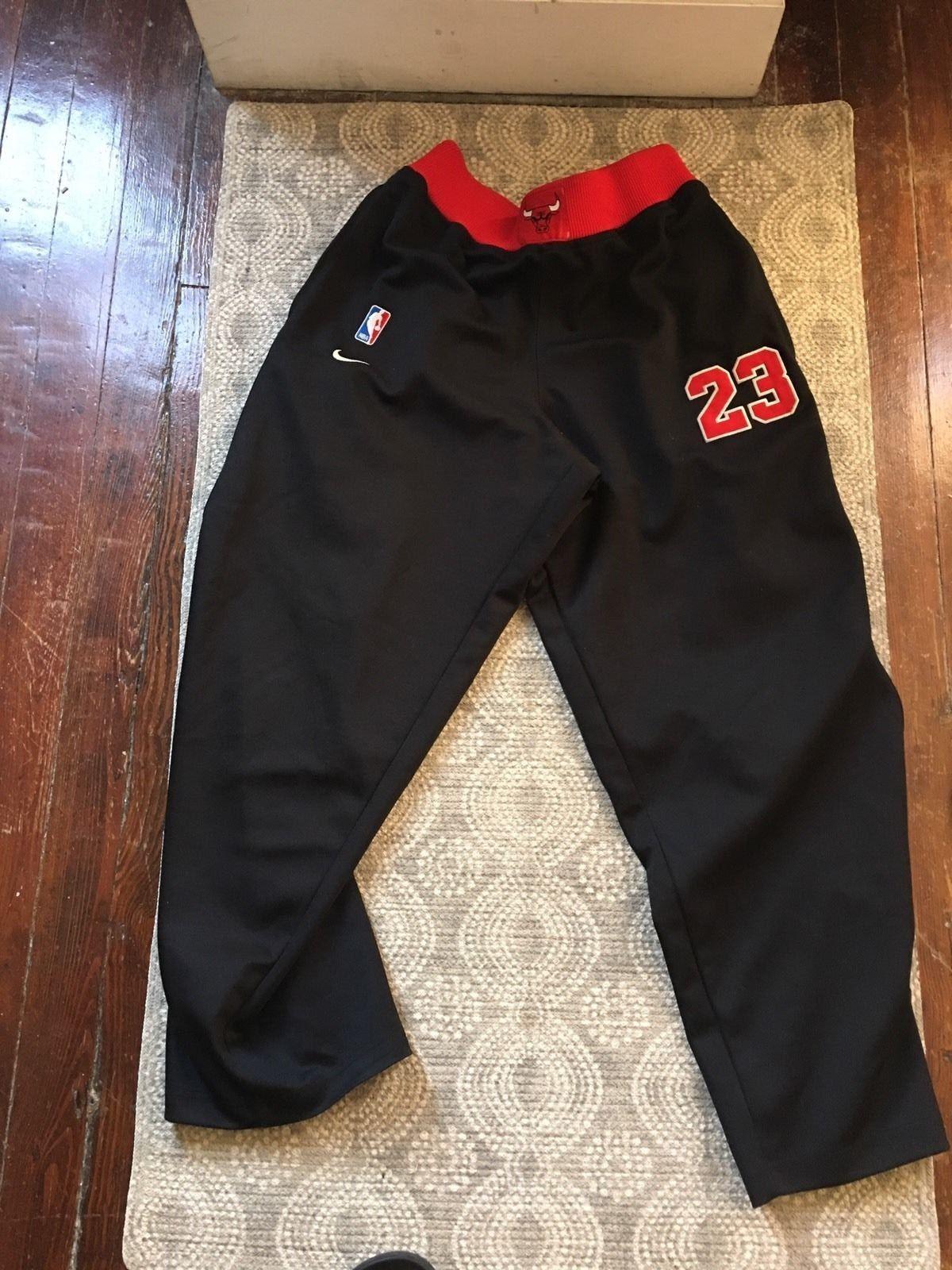da81a854abb2 Nike Jordan Bulls Vintage Pants 90 S and 50 similar items