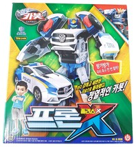 Hello Carbot Fron Police X Transformation Action Figure Toy image 9