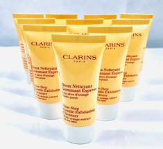 Clarins One-Step Gentle Exfoliating Cleanser with Orange Extract All Skin 10 Oz - $43.55