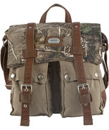 Canyon Outback Archer Realtree Large Messenger Bag Camo NWT - $69.99